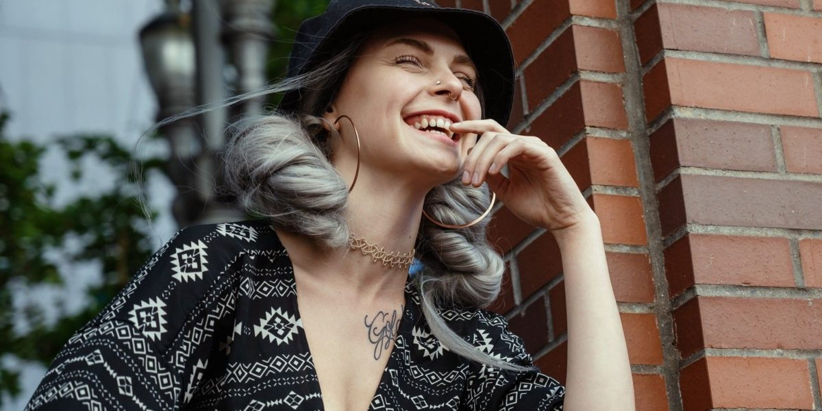 grey hair color ideas how to dye granny hair for women
