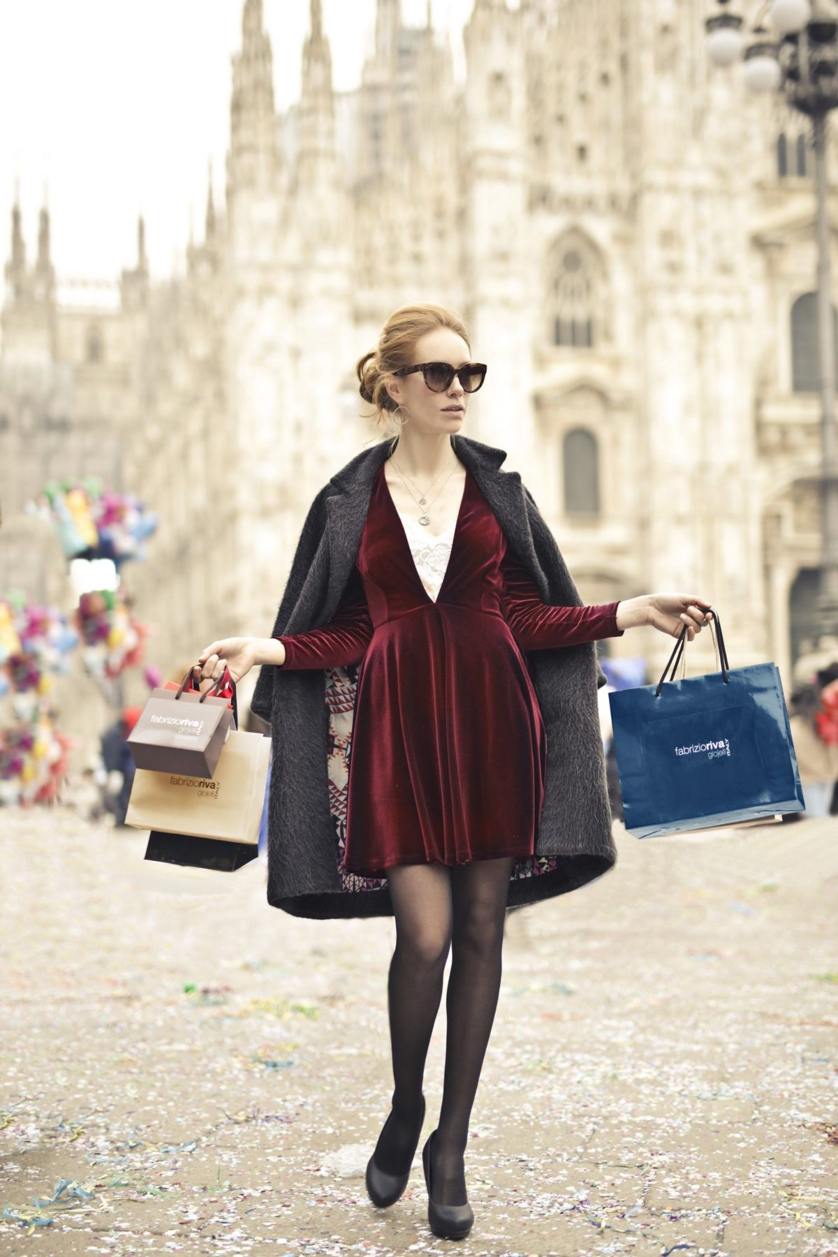 merlot colored dress velvet color trend winter