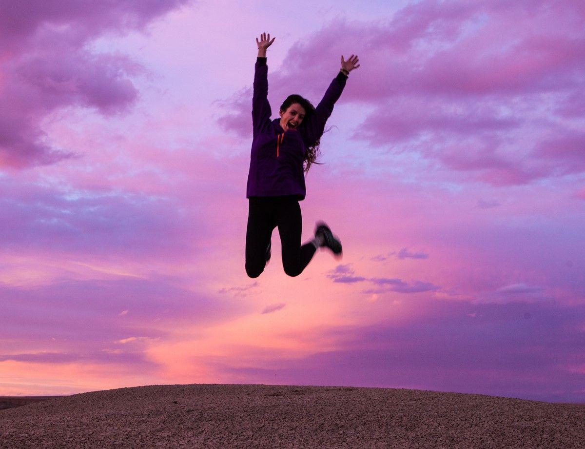 stress reduction exercise jumping jacks