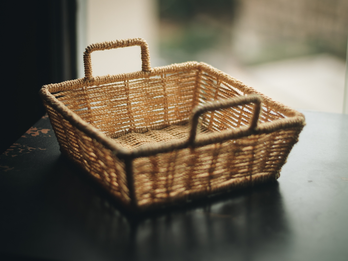 speed cleaning rule get a basket with you to each room