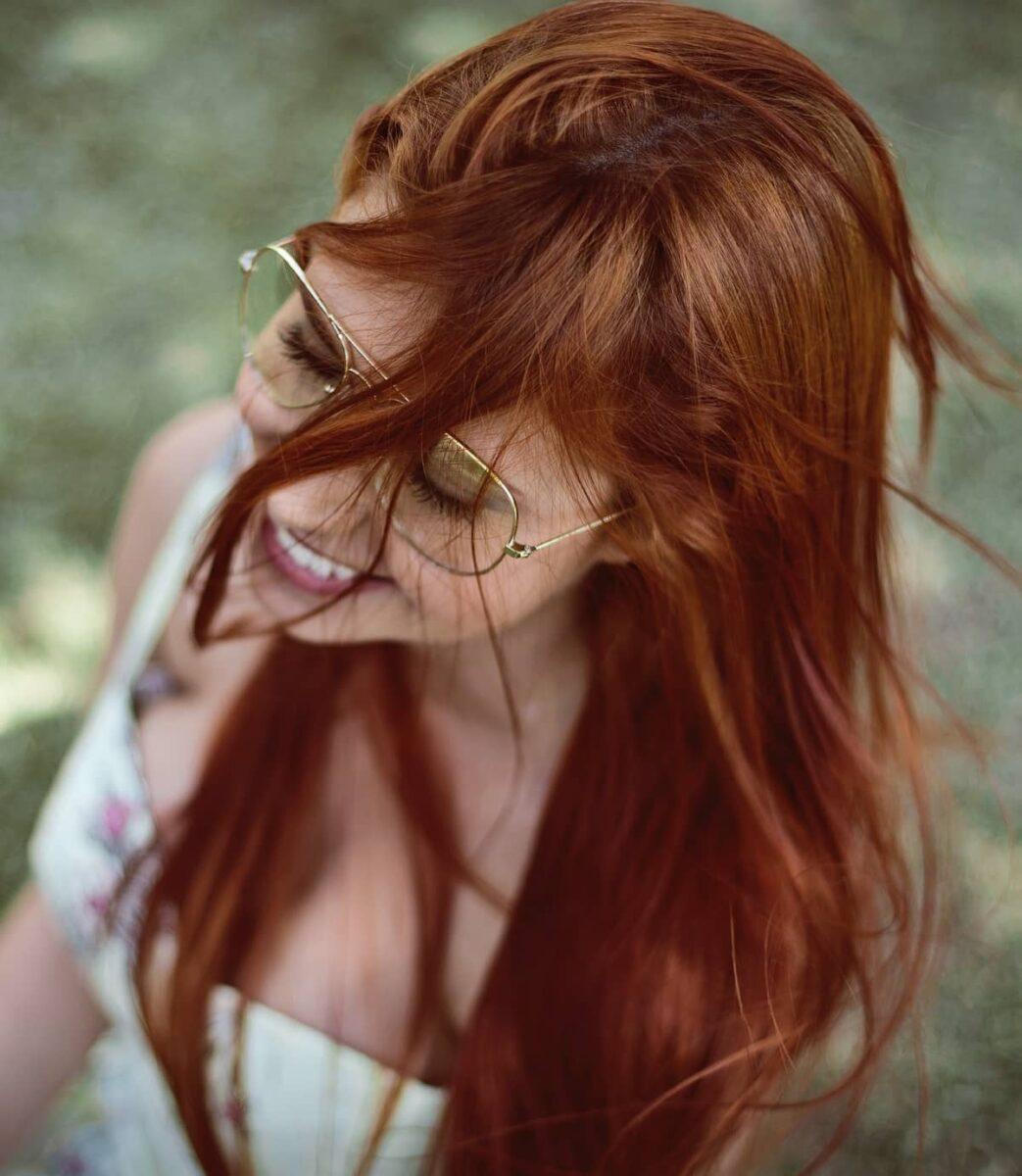 auburn hair color ideas for fall 2020